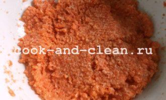 как приготовить морковные котлеты с манкой