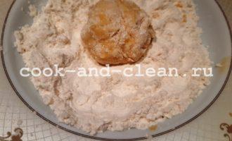 картофельные шарики рецепт с фото
