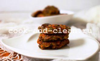 котлеты из куриной печени с манкой