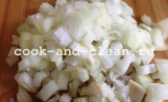 перловка с грибами и луком рецепт пошагово