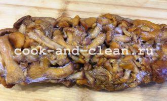 перловка с грибами и луком рецепт с фото пошагово
