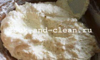 пышная творожная запеканка с крахмалом в духовке рецепт