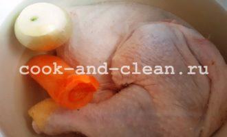 рецепт приготовления холодца из курицы