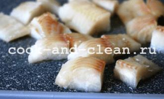 рецепт рыбных котлет из минтая