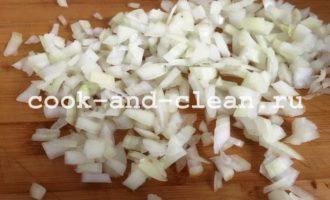 салат с кальмарами и блинами рецепт с фото
