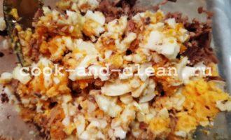 салат с тунцом консервированным и огурцом рецепт
