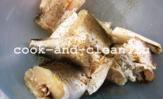 тушки хека в духовке рецепты