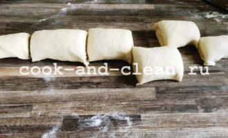хлеб с сыром и чесноком в духовке пошагово с фото