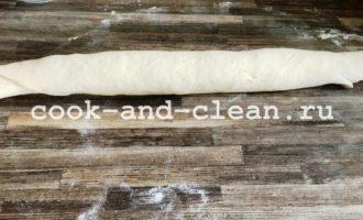 хлеб с сыром и чесноком в духовке пошагово