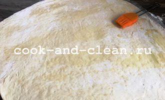 хлеб с сыром и чесноком в духовке с фото
