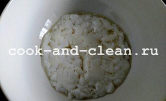 Пышные оладьи на кислом молоке пошаговый