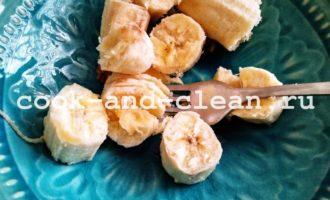 банановый бисквит рецепт фото