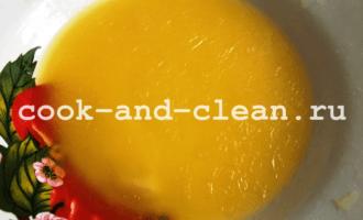 блины на сливочном масле рецепт пошагово фото