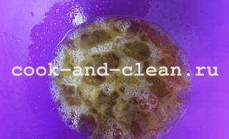 блины на сливочном масле рецепт с фото