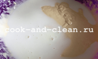 блины со сливочным маслом