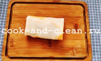 блины с курицей и сыром пошаговый рецепт