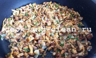 вареники с картошкой и грибами пошагово с фото