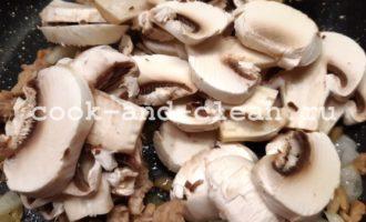 вкусные салаты с грибами рецепты