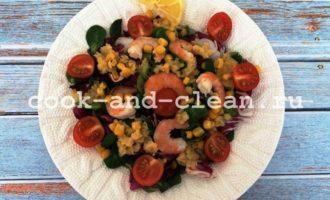 вкусный салат из чечевицы пошаговый