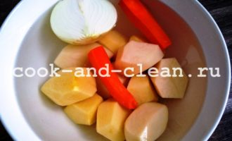 вкусный суп с фрикадельками рецепт