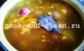 вкусный суп с фрикадельками с фото