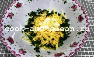 гренки с сыром и чесноком пошагово