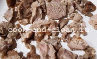 гречка со свининой по купечески на сковороде