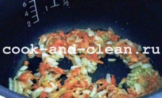 гречневый суп в мультиварке рецепт