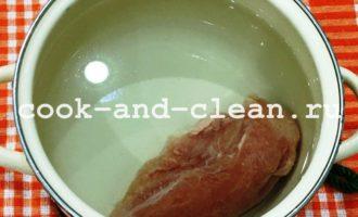 деруны с мясом рецепт