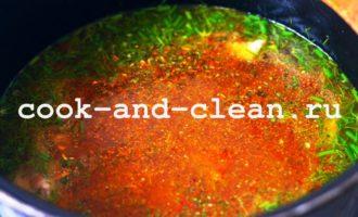 жаркое по-домашнему из свинины с картошкой пошаговый рецепт