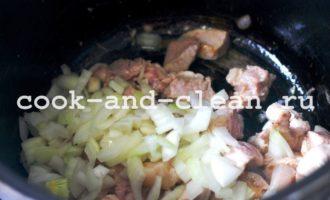 жаркое по-домашнему из свинины с картошкой рецепт