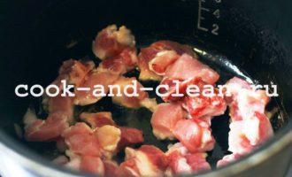 жаркое по-домашнему из свинины с картошкой