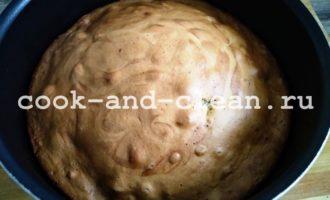 как приготовить бисквит с консервированными персиками