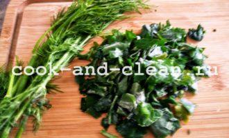 как приготовить куриный суп с цветной капустой