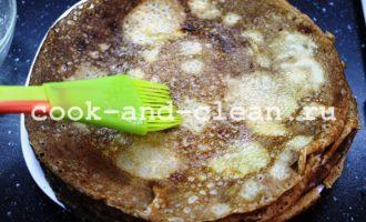 как приготовить тонкие блинчики на кефире