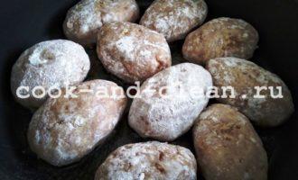 котлеты из фарша с картофелем с фото