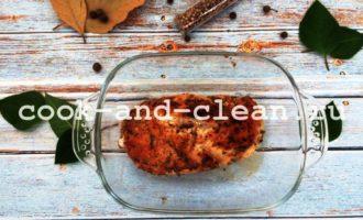 куриное филе с начинкой в духовке пошагово