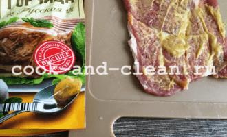отбивные с ананасом и сыром рецепт фото