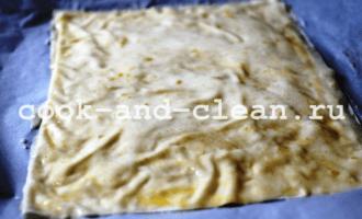 пирог с джемом рецепт пошагово фото