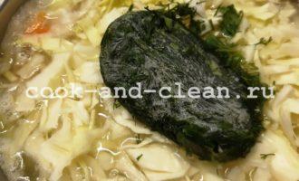 рецепт щей из свежей капусты со свининой