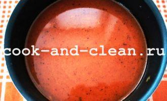 рис с томатной пастой рецепт пошагово