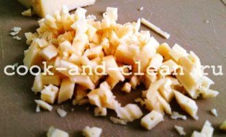 салат из свеклы, огурцов и сыра рецепт с фото