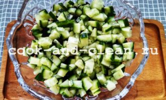 салат нежность с курицей и черносливом с фото