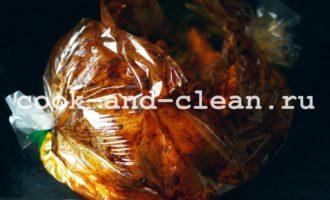 свинина в рукаве пошаговый рецепт