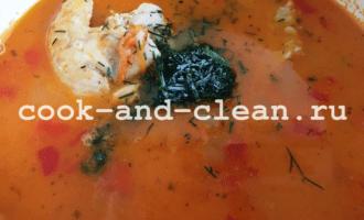 суп с белой фасолью и мясом фото
