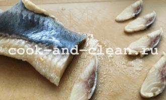 яйца фаршированные свеклой и сельдью рецепт фото