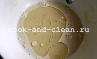 блины с крахмалом на молоке фото рецепт