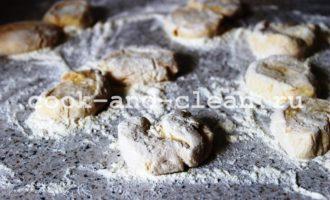 вареники с капустой рецепт с фото