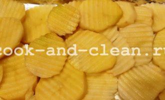 вкусно приготовить картошку с фаршем в духовке