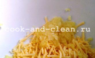 драники на сковороде